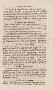 A Maine Law Wanted, c1852, Page 2