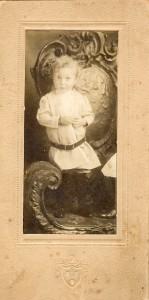 John Whitener, 1906