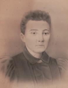 Sophia Elizabeth (Whitener) Whitener, 1904