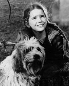 Melissa Gilbert as Laura Ingalls, 1975