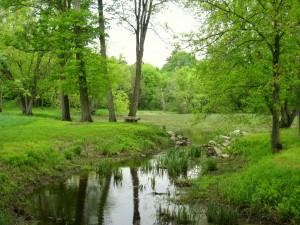 Lancaster, MA- Rowlandson Garrison Site Stream