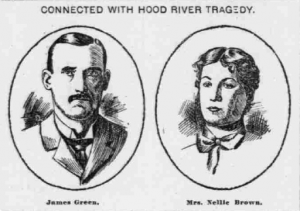 """""""Points to Green,"""" The Morning Oregonian,(Portland, Oregon) March 26, 1901, Volume 41, Number 12,569, Page 4, Columns 1-3, Image. Public Domain."""