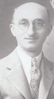 Joseph Jacob Broida, c1930. Cropped from a family portrait.