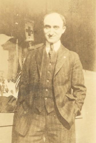Joseph Broida, unknown date.