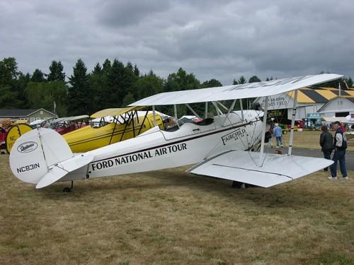 1929 Fairchild KR-34C