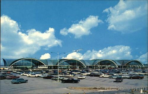 Lambert-St. Louis Airport, circa 1960s?