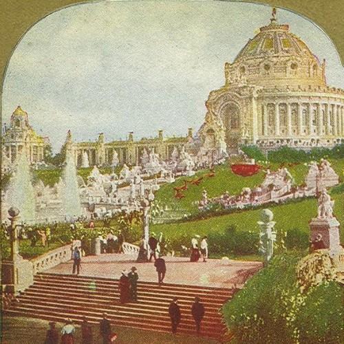 1904 Louisiana Purchase Festival Hall. Via Wikimedia, public domain.