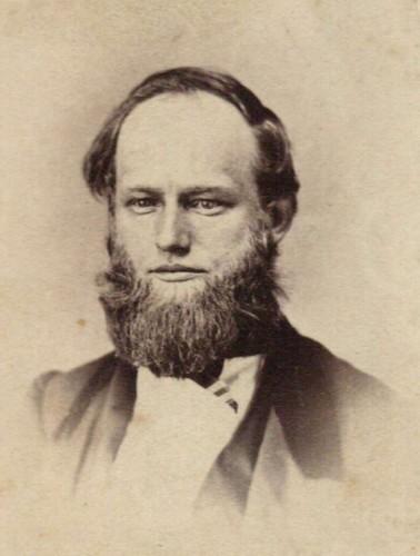 Alonzo Walter Baker, courtesy Marion County [Ohio] Historical Society. (Click to enlarge.)