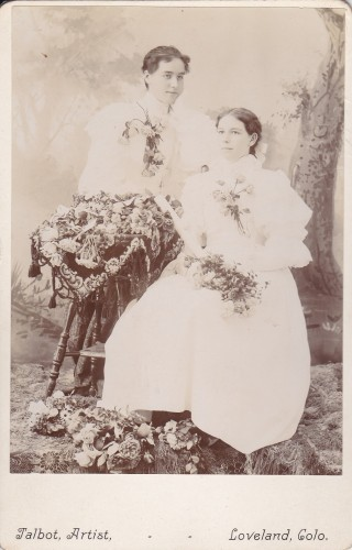 Clara and Edith Gillette