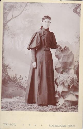Mrs. J. E. Neville, Colorado