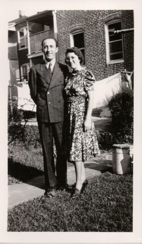 Harold Reuben Ribakow (1935-2008) and his wife?